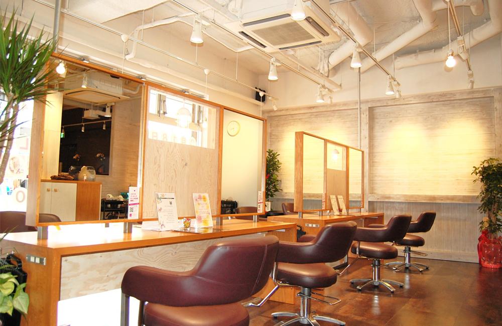 美容室 Salons サロンズ 野間店